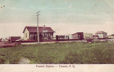 La gare / Railway station