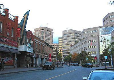 Centreville / Downtown
