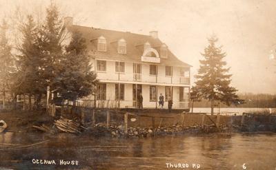 """La """"Ottawa Beach House"""""""