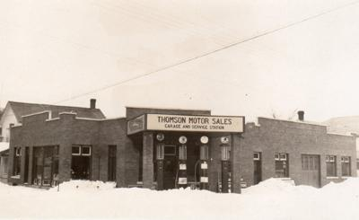 Thomson Motor Sales, c. late 1920s
