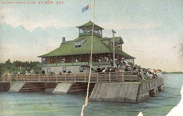 """""""Aylmer Yacht Club"""""""