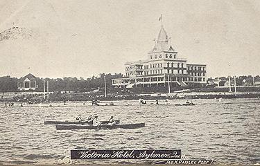 """""""Victoria Hotel"""""""