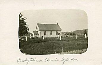 Église presbytérienne / Presbyterian Church