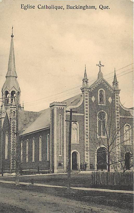 Église catholique / Catholic Church