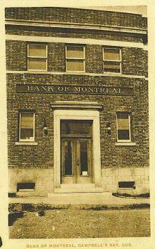 Banque de Montréal / Bank of Montreal