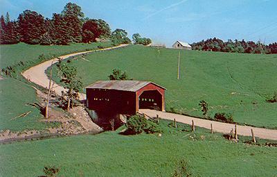 Meech Creek, Chelsea, c.1970