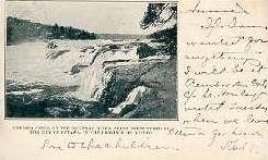Les chutes / The Falls