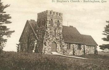 Église St. Stephen / St. Stephen's Church