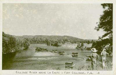 La rivière Coulonge / Coulonge River