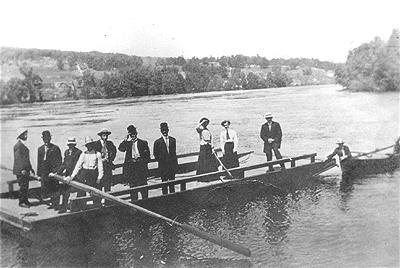 Kirk's Ferry, Chelsea, c.1912