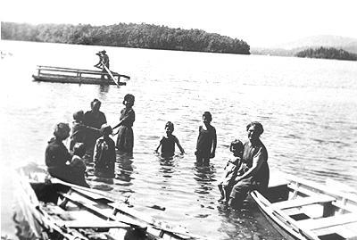 Blue Sea Lake, 1916
