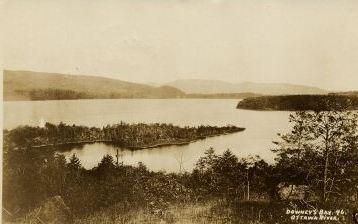 Downey's Bay, rivière des Outaouais / Ottawa River