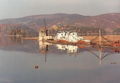 View from Paugan Dam, Low, c.1980