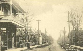 Rue Main / Main Street