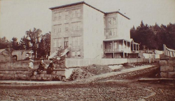 Couvent de Maniwaki / Maniwaki Convent, 1904