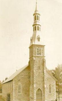 Maniwaki -- Église catholique / Catholic Church