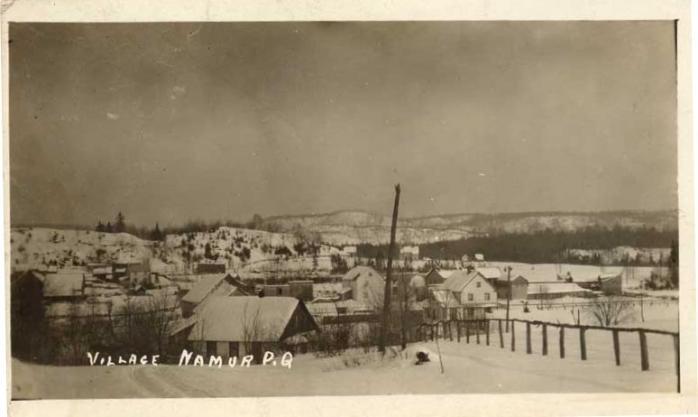 Namur, vers 1910 / circa 1910