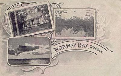 Norway Bay, vers / circa 1905