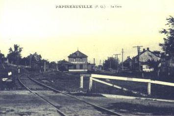 La gare / Train station