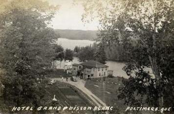 Hotel Grand Poisson Blanc