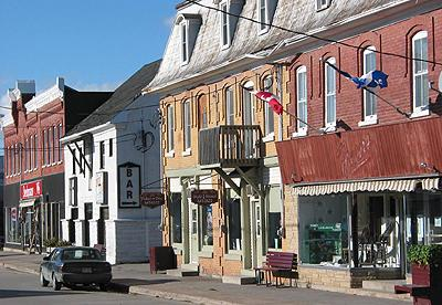 Downtown Shawville