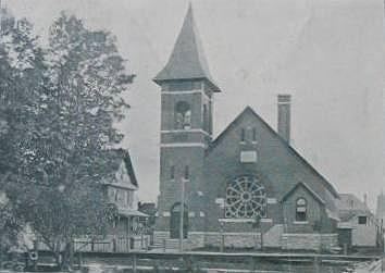 Église méthodiste / Methodist Church