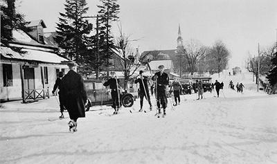 Old Chelsea village, 1929