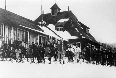 Camp Fortune, v.1931