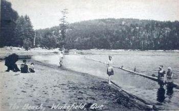 The beach, c.1930s
