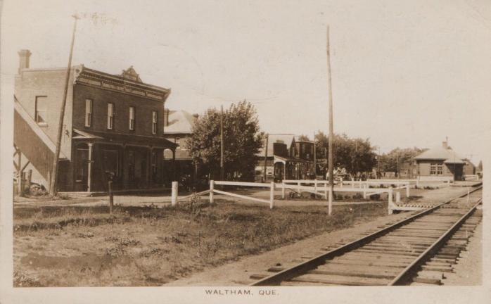 Waltham, vers 1920 / Waltham, c.1920.