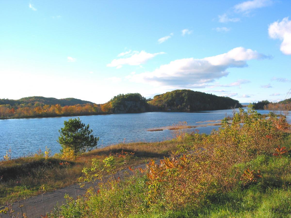 Campbell Bay Island
