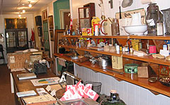 General store display. (Photo - Matthew Farfan)